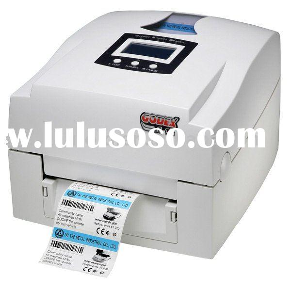 Godex EZPi-1200 thermal transfer barcode printer