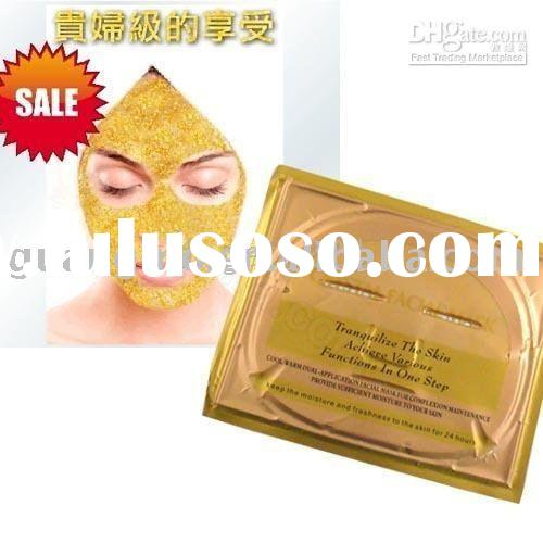 Gold Crystal Collagen Facial Mask Face Masks