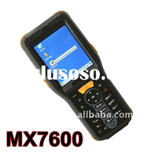 Handheld Industry PDA Terminal support GPS WIFI RFID HF Barcode Scanner (MX8000)