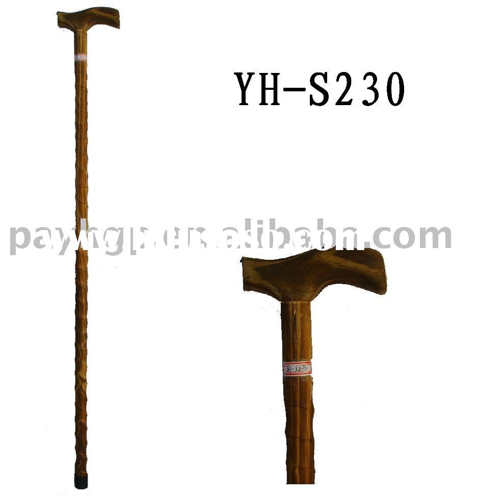 Handle Walking Stick,Walking Cane,Wood Crafts