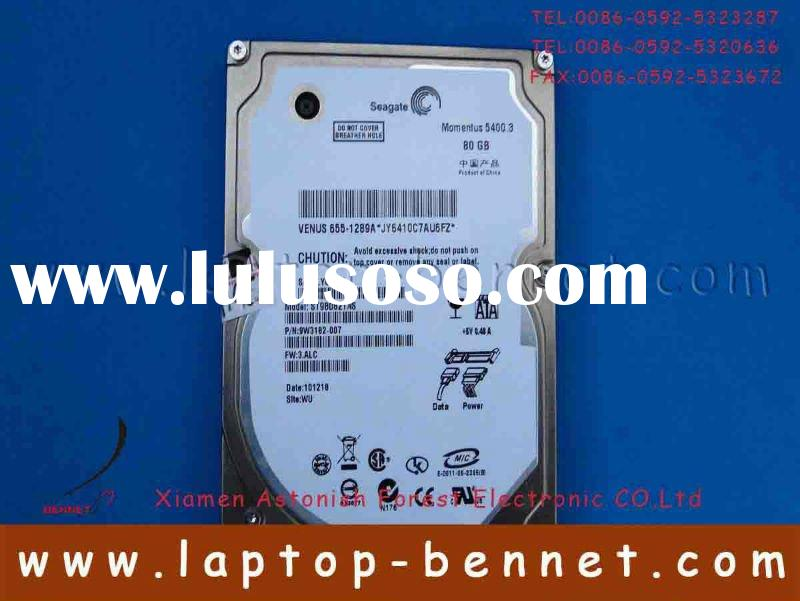 Hard drive for Western Digital 80GB 2.5 IDE