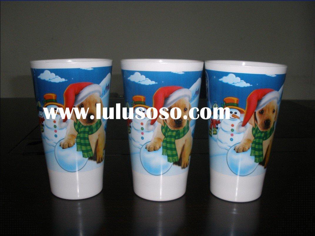 Heat Transfer Printing Film for plastics cups/bottles