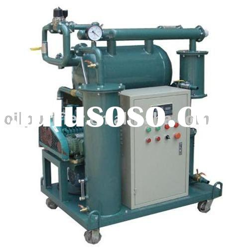 High Vacuum Transformer Oil Purifier, Insulation Oil recycling plant