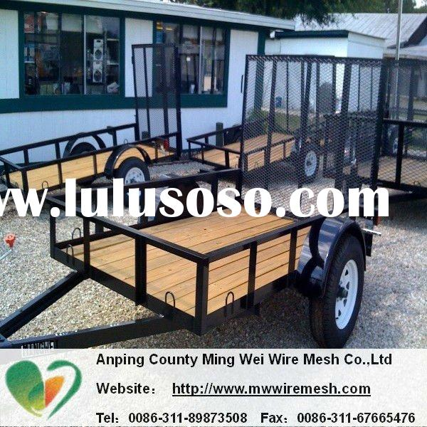 High quality trailer mesh factory