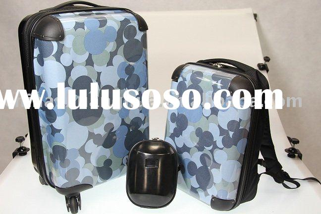 Hot!!! PC trolley case, suitcase, carry-on luggage case, travel case