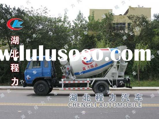 Hot! mini Concrete Mixer Truck 4M3 for sale!