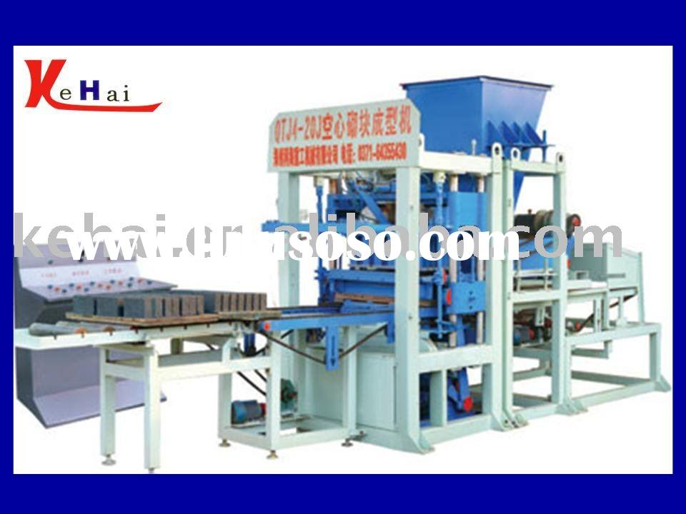 Hot sale! Automatic Concrete Block Making Machine