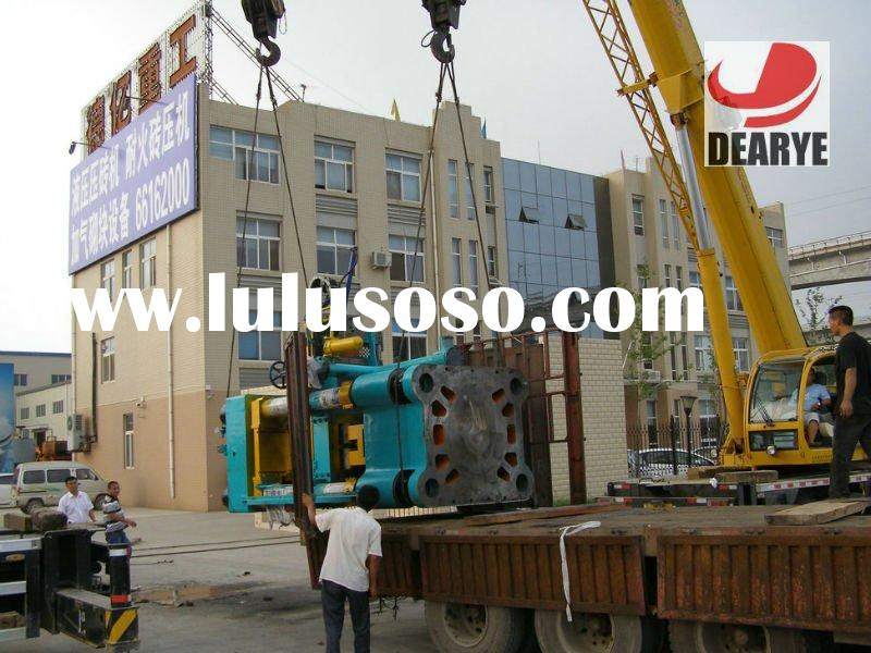 Hydraulic hollow cement concrete brick/block making machine