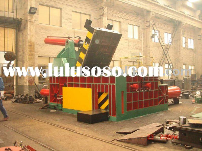 Hydraulic scrap metal baler /waste metal baler/compressor (YD4000A)