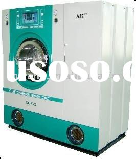 Hydrocarbon dry cleaning equipment