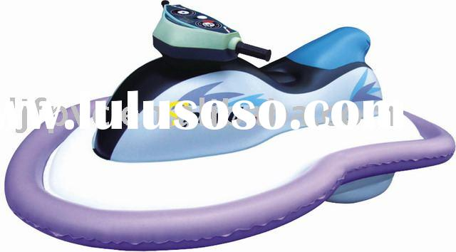 Inflatable Motor Boat, Inflatable Water Scooter