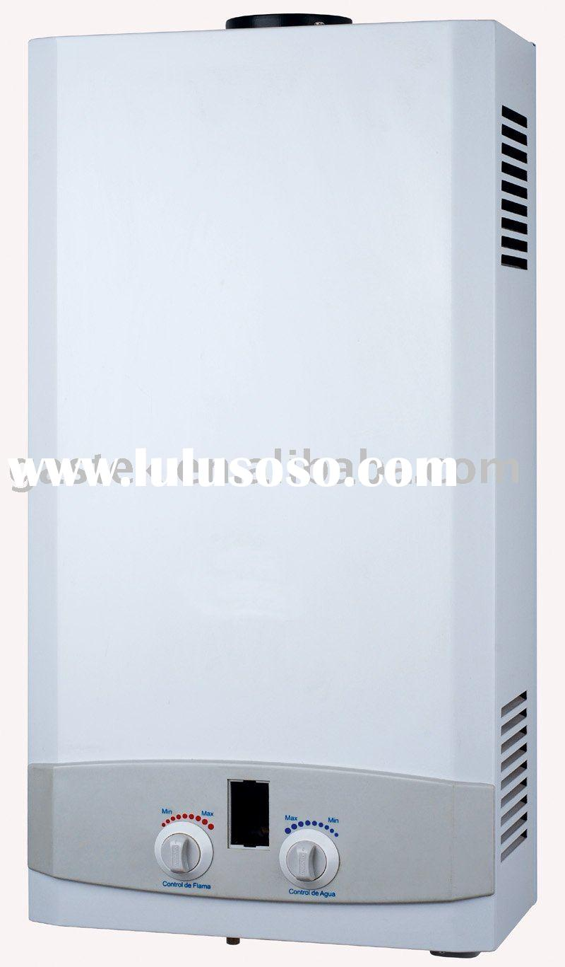 Instant tankless gas water heater(duct exhaust)