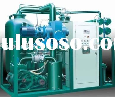 Insulating oil filtration machine series ZYD/ oil purifier/ reclamation