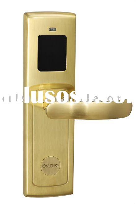 Intellectual electronic lock for hotel home office