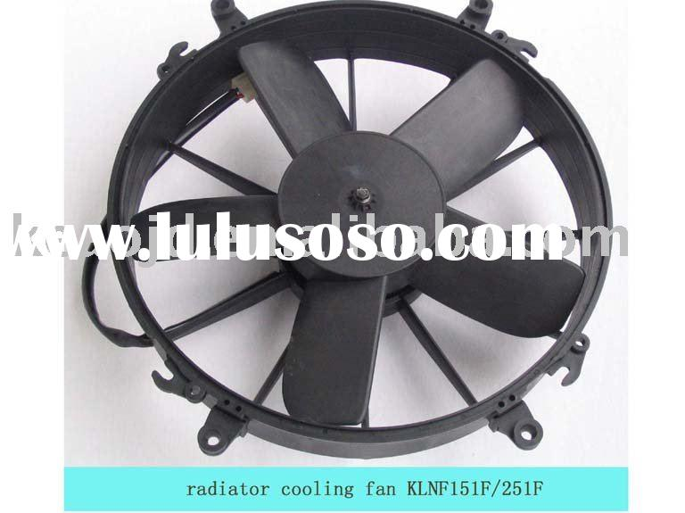 KEAO bus air conditioner fan - SPAL motor fan experts in CHina