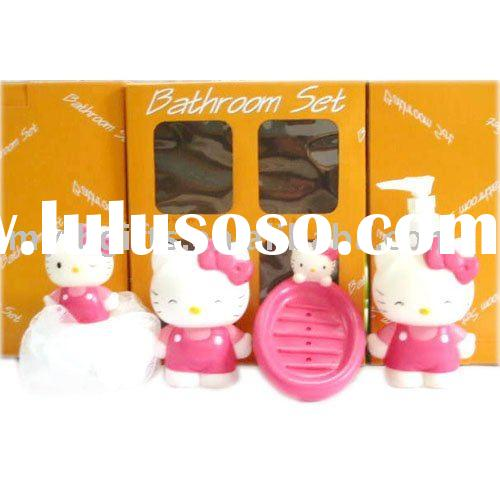 Kids bathroom set B-1002
