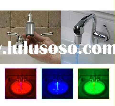 LED Light Faucet - Temperature Changing with LED Color Display