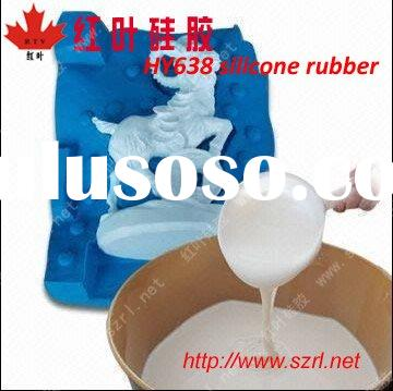 Liquid silicone rubber for molding animals sculpture
