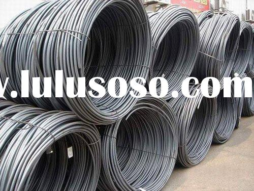 Low/High carbon steel wire rod