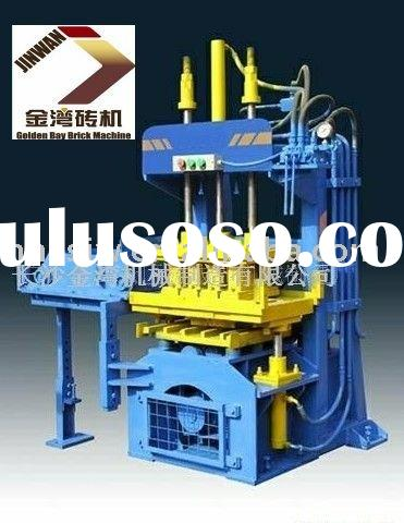 Lowest price Hydraulic Solid Hollow Concrete Block Machine Hot Seller