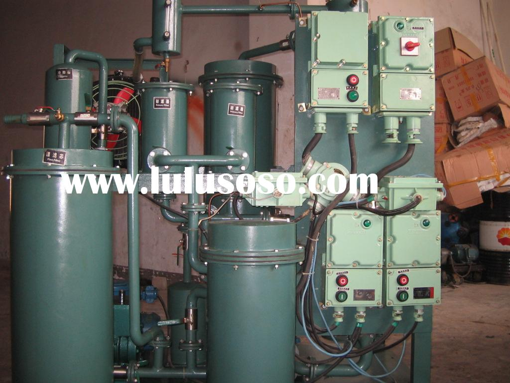 Lubricant Oil Purifier, Oil Recycling, Oil Refinery, Oil Regeneration Equipment