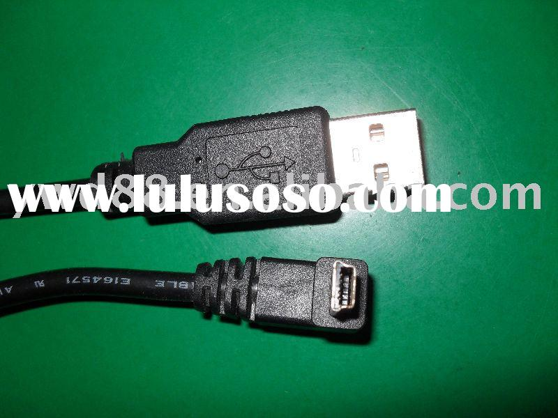 MICRO USB CABLE MOBILE CHARGER USB SERIAL TO USB USB RS232 USB CABLE 2.0 1.1 right angled USB A B MI