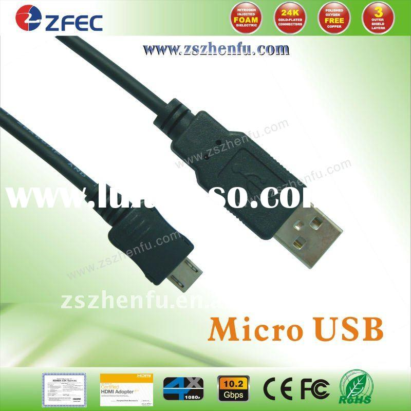 Micro USB Cable for Data transfer and Charging