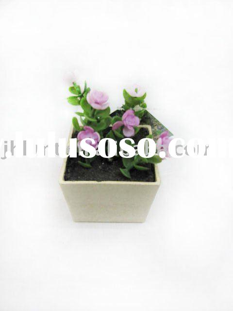 Mini Artificial Flower Bonsai