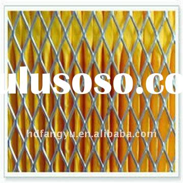 Mini Expanded Metal Mesh fro Air Filter