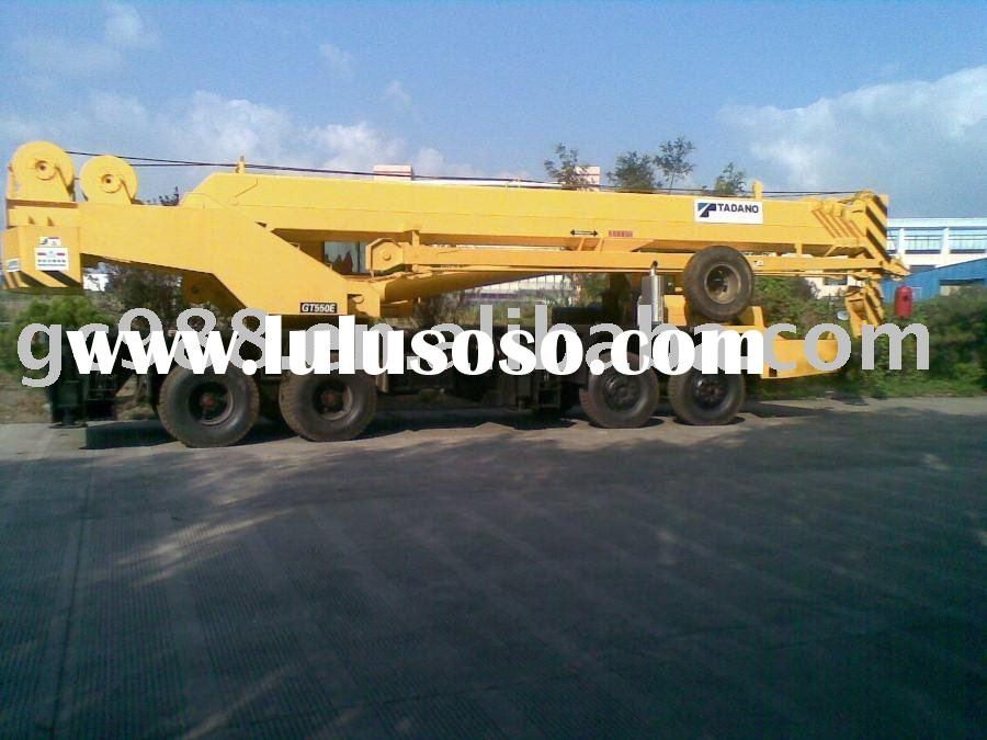Mobile crane 55ton for sale Used construction machinery