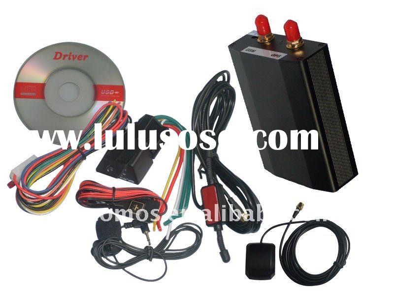 Mobile phone GPS car tracking software