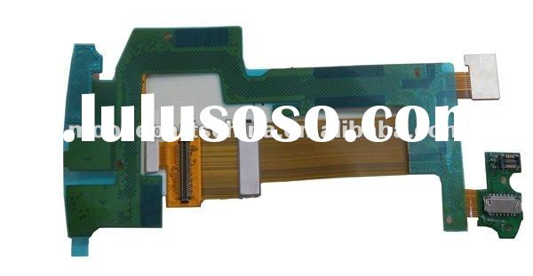 Mobile phone slide flex cable for blackberry torch 9810 replacement parts OEM accepted
