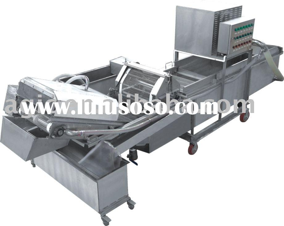 Multifunctional Vegetable & fruit Cleaning Machine/Vegetable Processing Machine