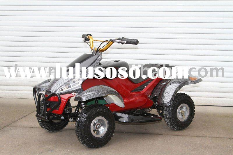 NEW/500W Kids Electric Mini ATV Bike