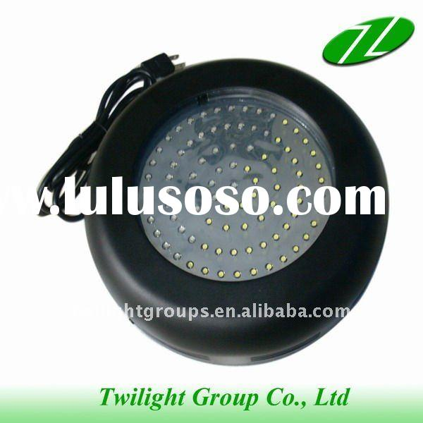 New hydroponic led grow light diy hydroponics system 90w ufo led grow light for plant green vegetabl