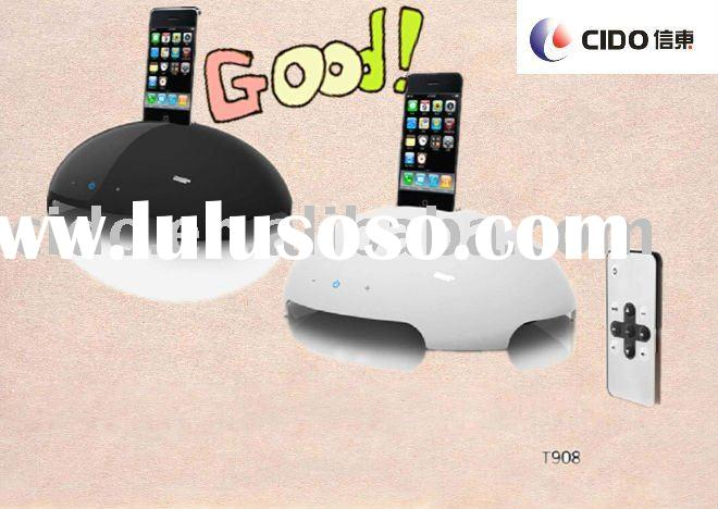 New item for Iphone/ipod docking station with apple approval