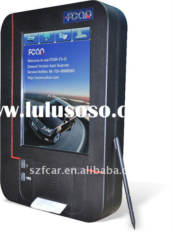 Newest 2011 free auto truck diagnostic scanner tool for Japanese, Korea, Europe, America cars &