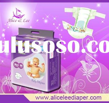 OEM brand with free baby diaper sample