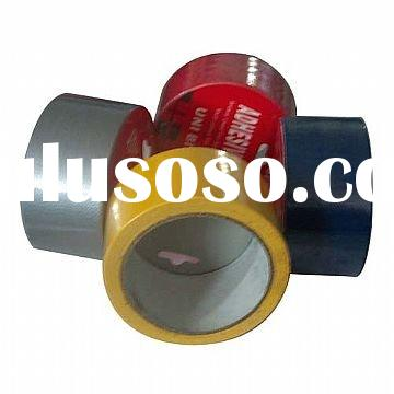 PVC underground detectable warning tape