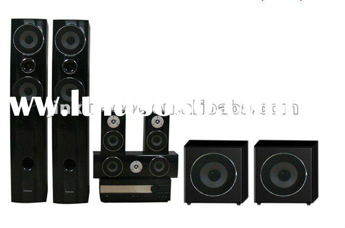 Passive 7.1 Home Theater Speaker System