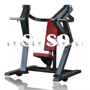 Plate Loaded Fitness Equipment Chest Press