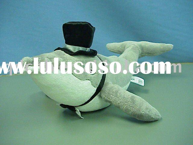 Plush Shark, Stuffed Shark, Toy Shark