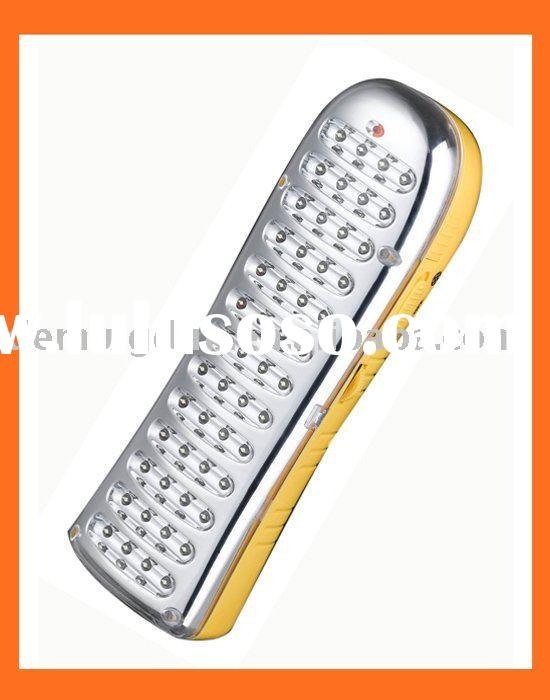 Portable Rechargeable LED Emergency Light, outdoor light KM-769A