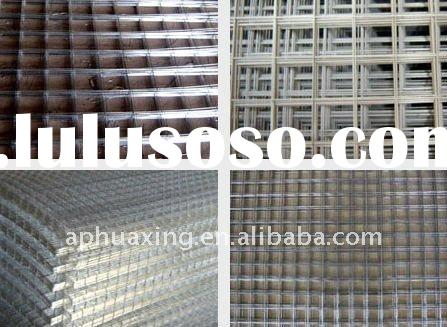 Powder Coated/Stainless Steel/ Crimped /Welded Wire Mesh Decking / Grid Panel