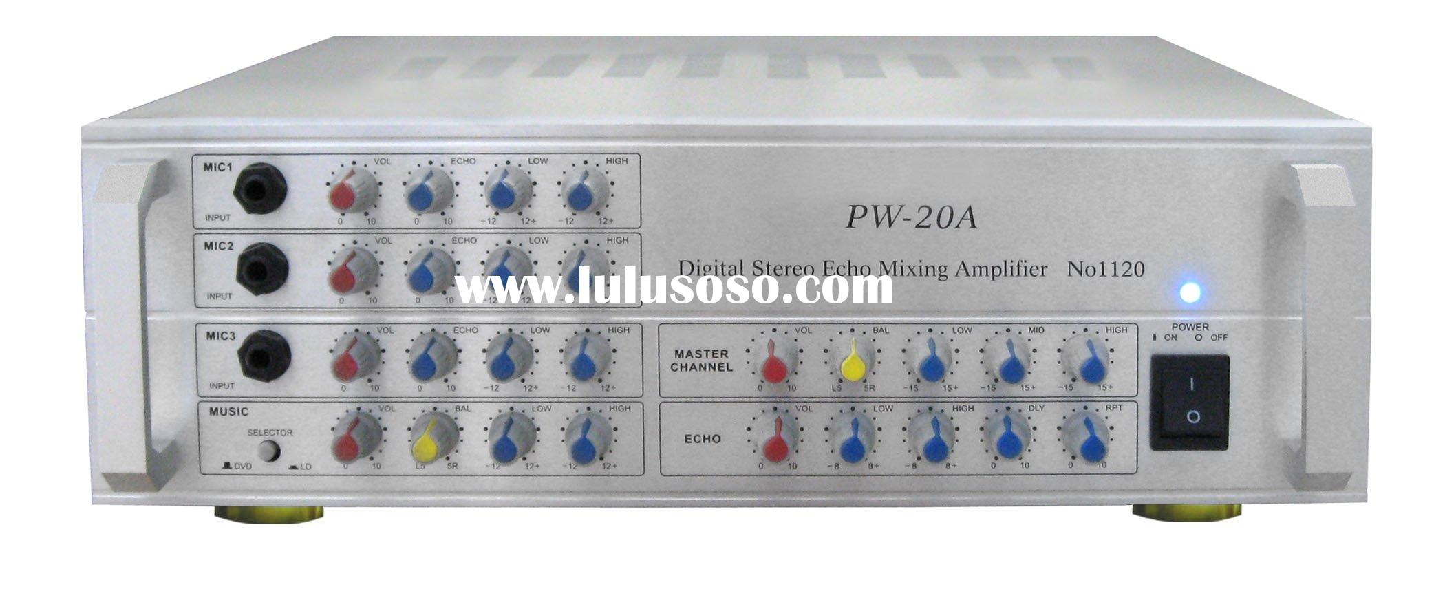Power Amplifier Circuit PW-20A