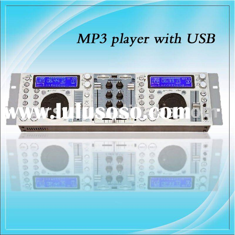Professinal DJ CD MP3 Player with USB Interface TD900