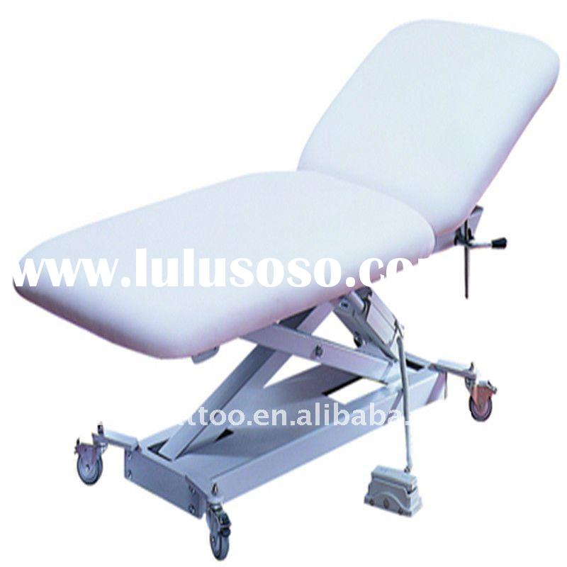 Professional Lift-Back, electric Table, electric massage table