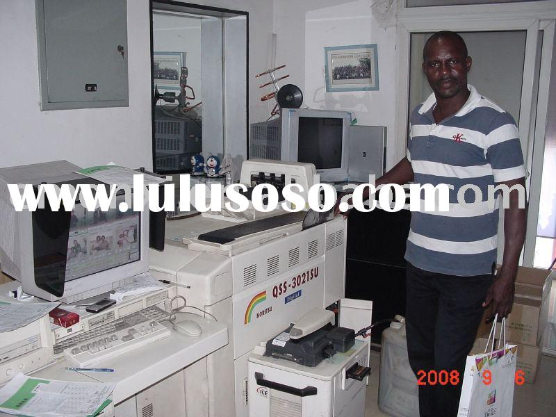 QSS second hand for sell Printing Machine