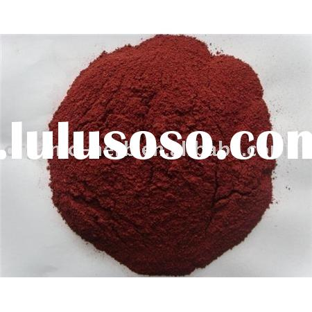 Red yeast rice Extract 1% Lovastatin Monacolin-K Mevinolinic Acid MVA HPLC