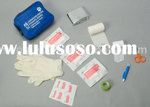 ST023 PET CARE FIRST AID KIT,dog first aid kit,mini first aid kit